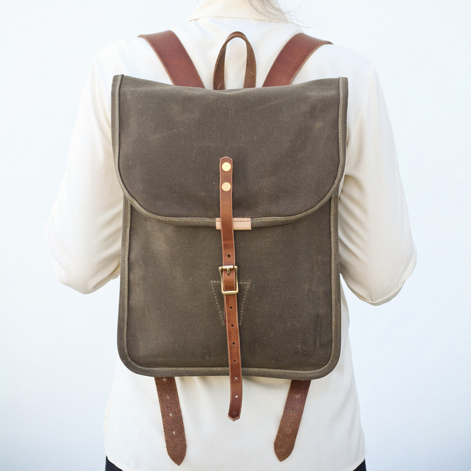 Ethanmade & Co.  backpack,  $260