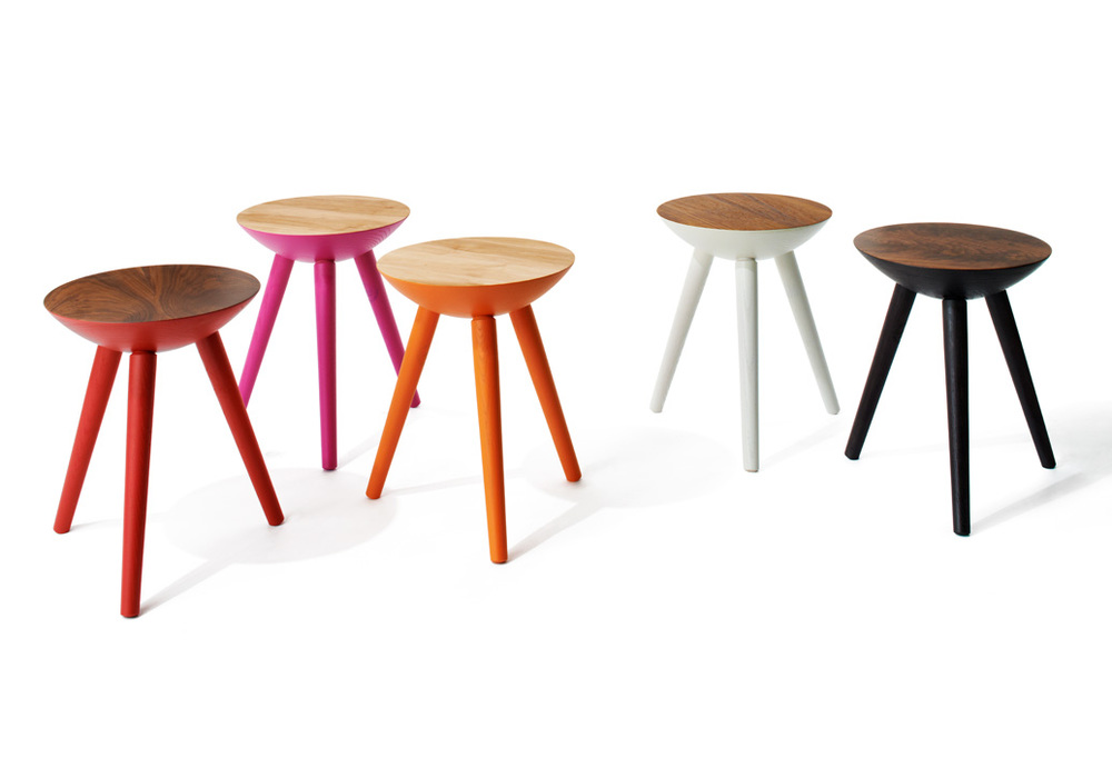 Woodsport  milking stools
