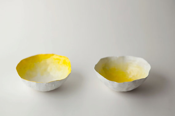 Set of two  small bowls , $28 (comes in other colors)