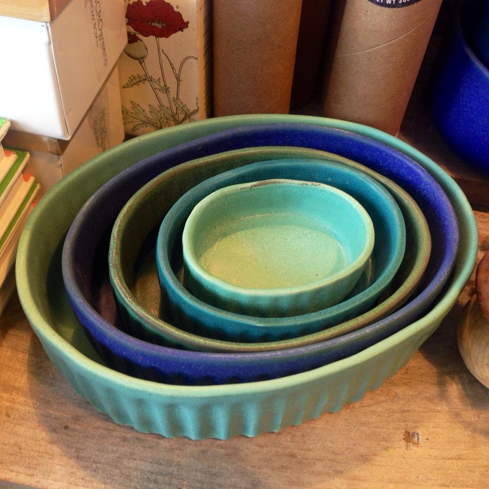 Judy Jackson stoneware