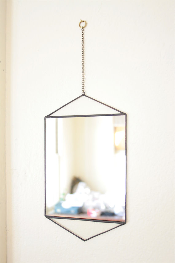 Last Look mirror  by Meg Myers, $45