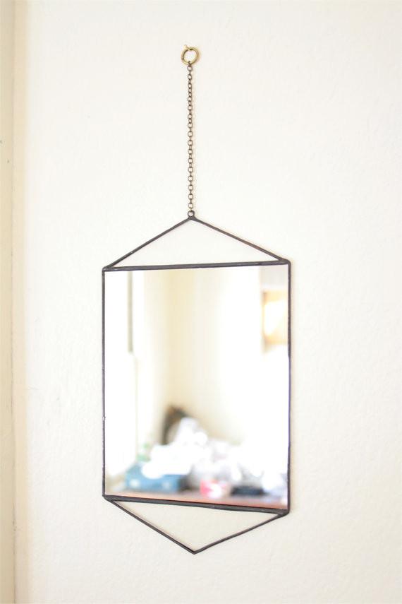 Last Look mirror  by Meg Myers, $45