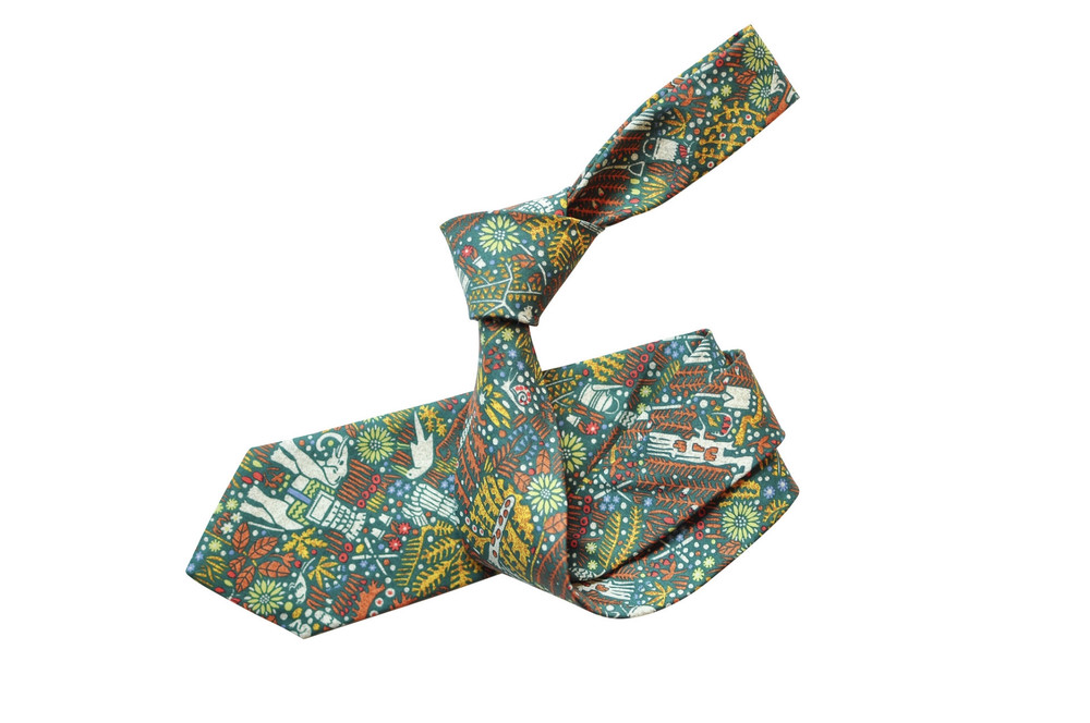 Wildwood tie,  $85