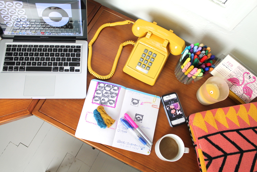 Karrie Kaneda's KC workspace