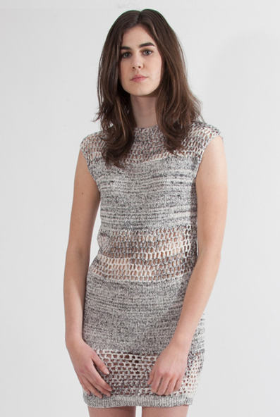 Ann Yee  crochet dress , $435