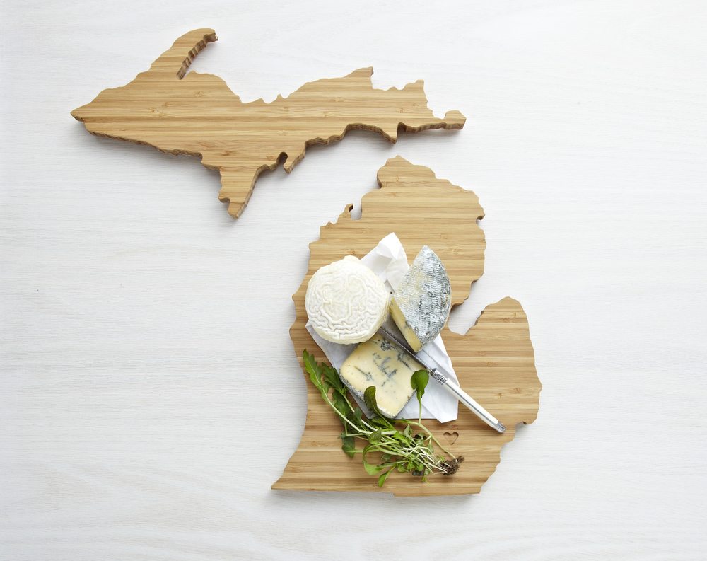 Michigan, the board that arguably put the brand on the map.