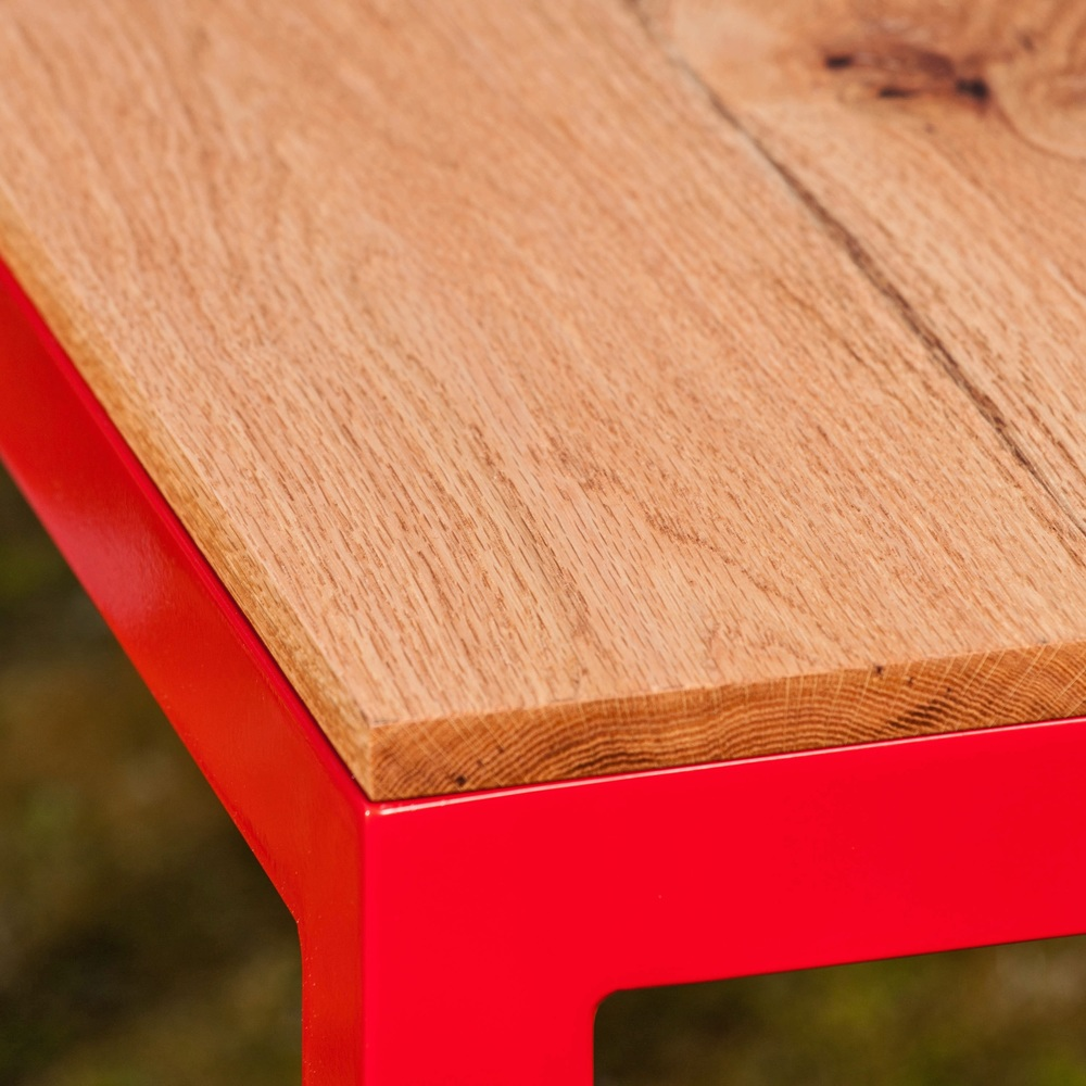Heartwood console detail