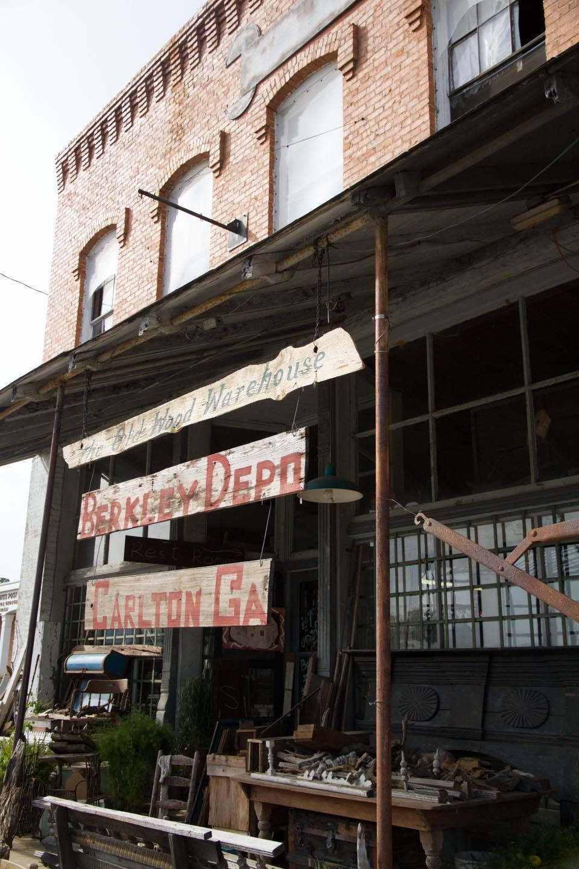 Carlton antique store by Kristen Bach
