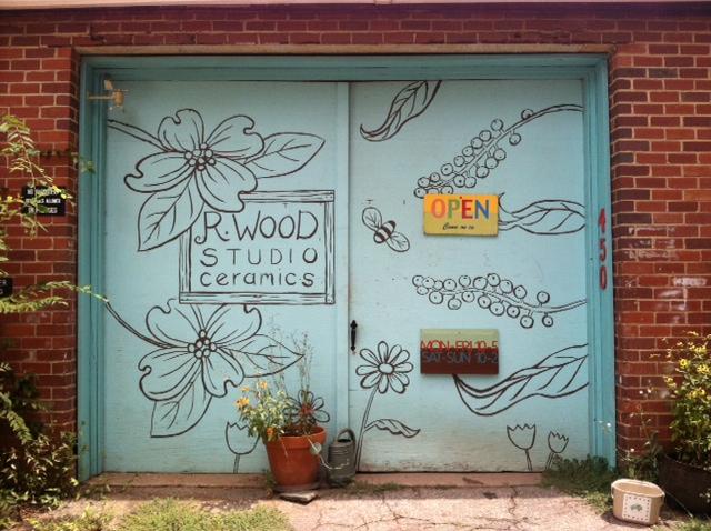 Photo by Josh Skinner, studio manager of R. Wood Studio