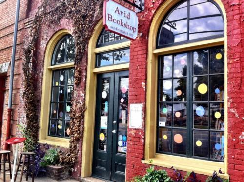Photo of Avid Bookshop by Rachel Watkins