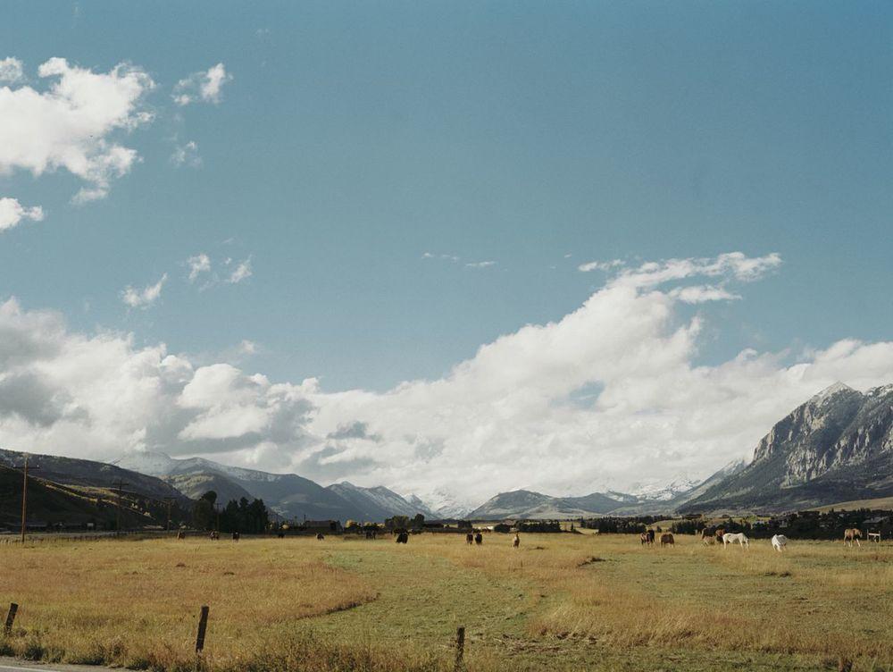 Colorado landscape by Levi Tijerina
