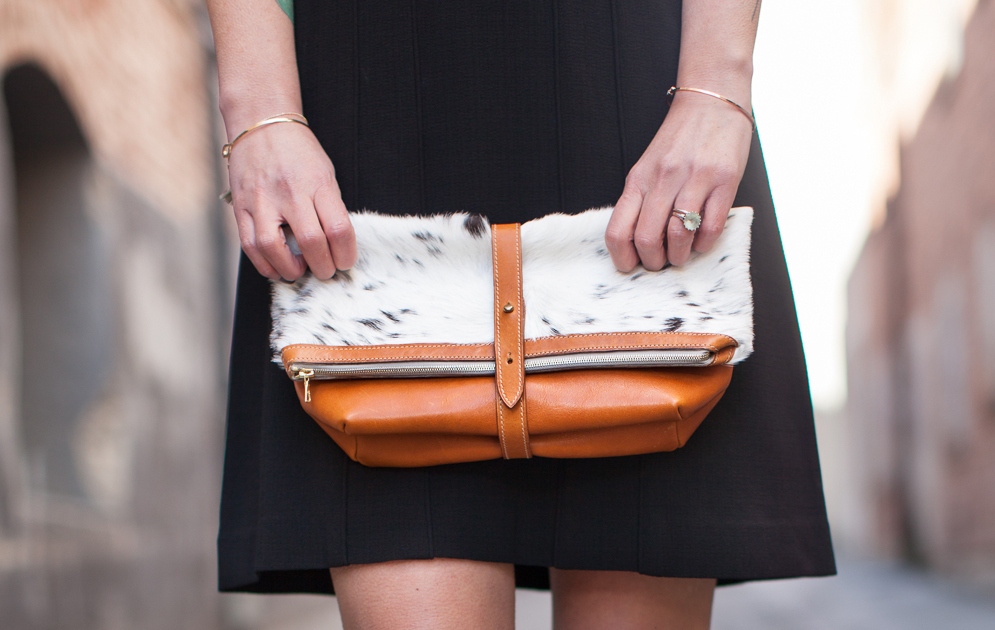 Pennyroyal pony clutch, one of Makers Market's most popular items.