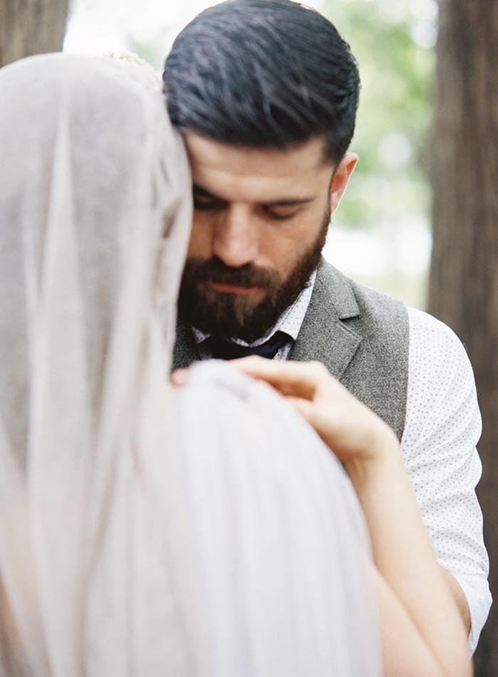 grey wedding gown and veil.jpg