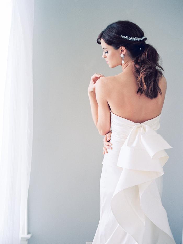 Oscar de la Renta Gown -The Bridal Salon at Neiman Marcus