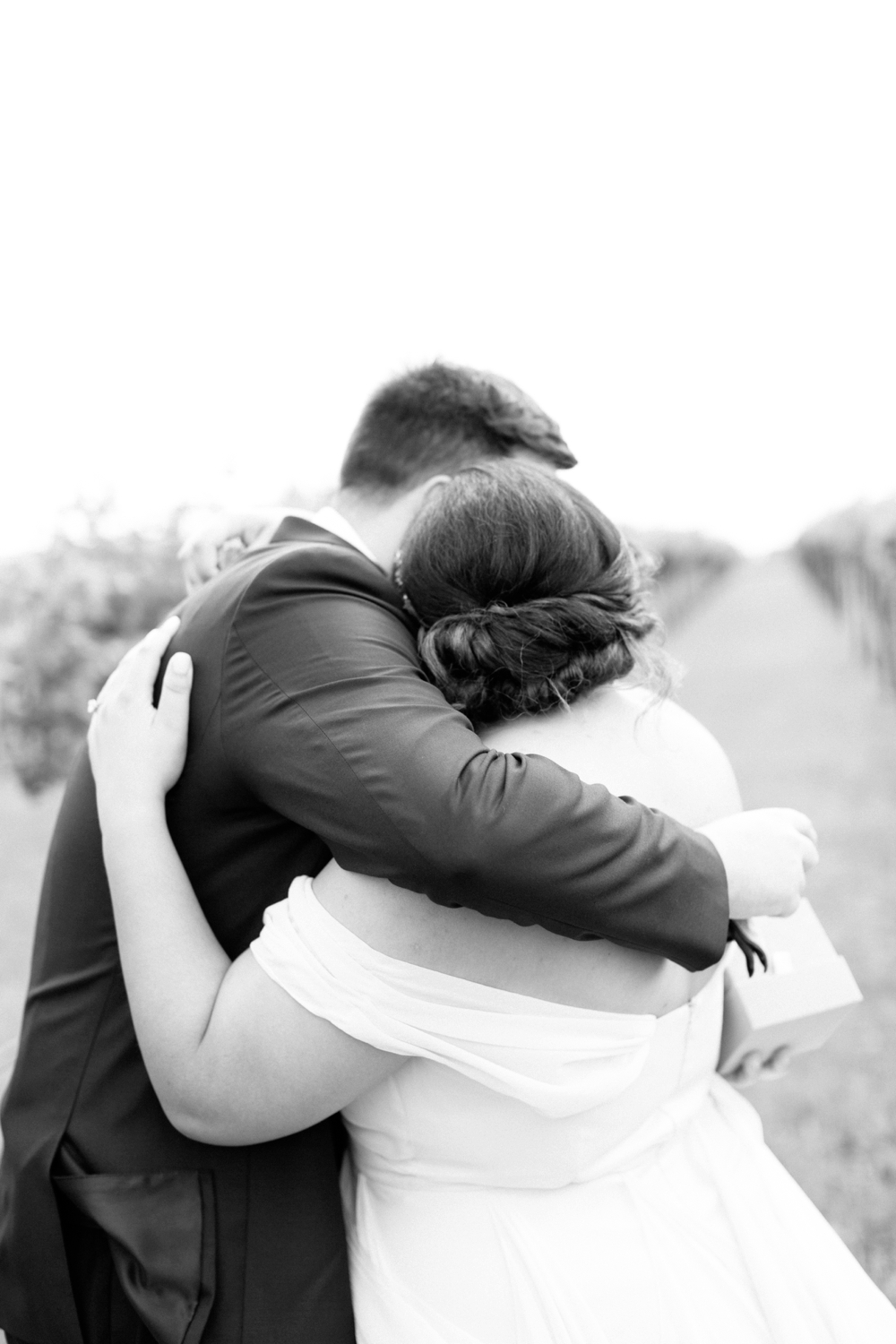 Becca and Seth Pilot Knob Vineyard Wedding with Kristen Kilpatrick Photography
