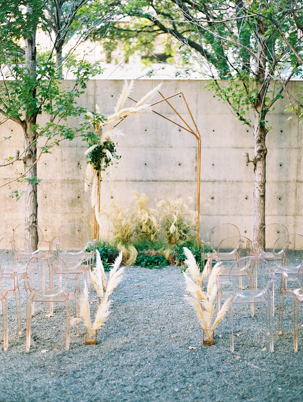 Modern Ceremony Design