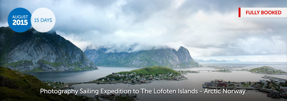 Lofoten-Islands-Photography-Expedition-Sailing