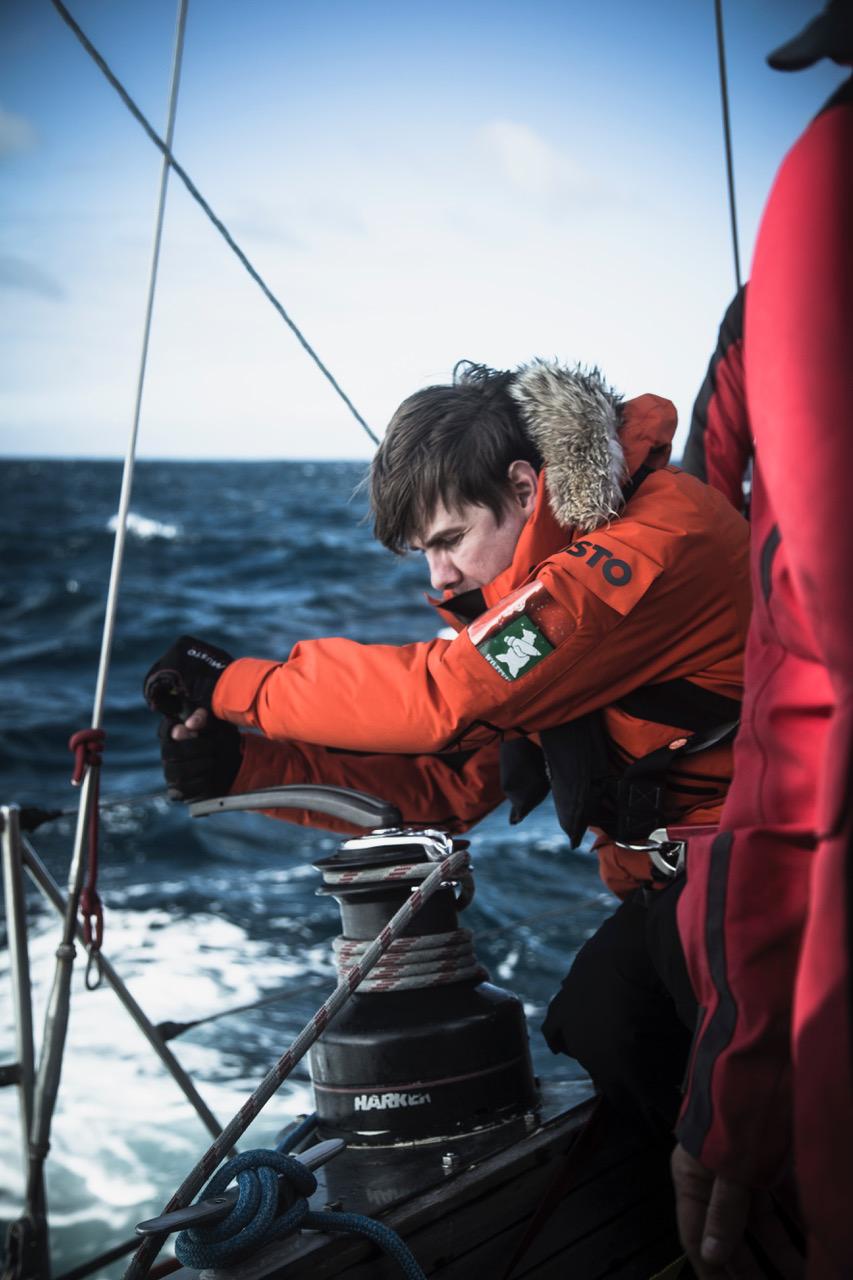 Sailing Antarctica Patagonia Musto