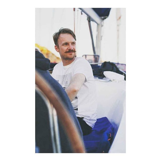 Sardegna Sailor . . . #sailing #sea #ocean #travels #imonaboat #boat #vacation #blue #white #maritime #outsideisfree #instaship #lifeatsea #boatlife #outdoors #italy #italia #mediterranean #2014