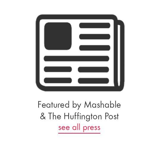 LISH creative press features