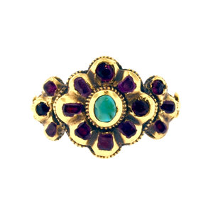 Georgian Jewelry Victoriana Antique Fine Jewelry