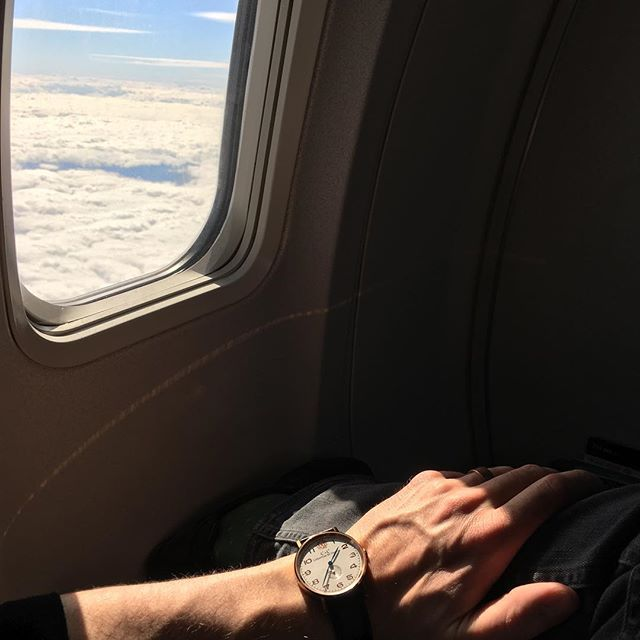 Must be Fly-Day ✈️ #cclifestyles #lifestylesbydesign #watches #wotd #watchesofinstagram #fashion #stlye #mensfashion #menswear #mensstyle #dapper #gentleman #luxury #travel #jetsetter #weekend