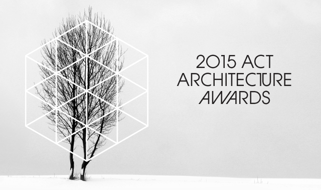 ACT Architecture Awards 2015