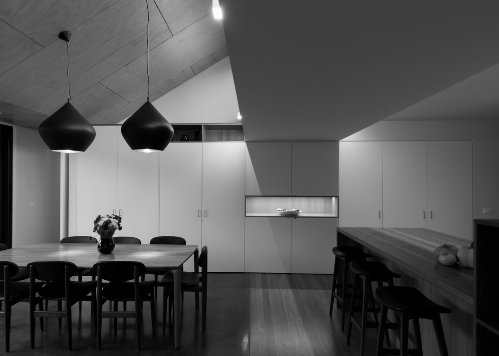 Clerestory House Dining
