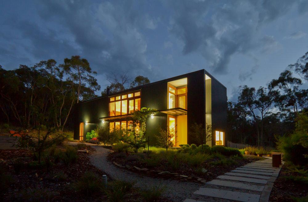 Box House - Wamboin NSW