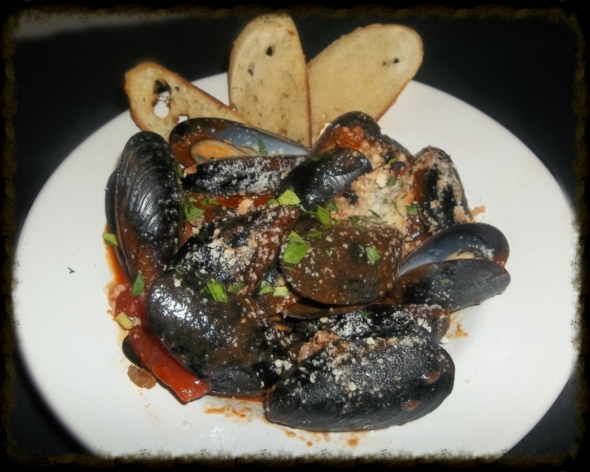 Blue Shell Mussels