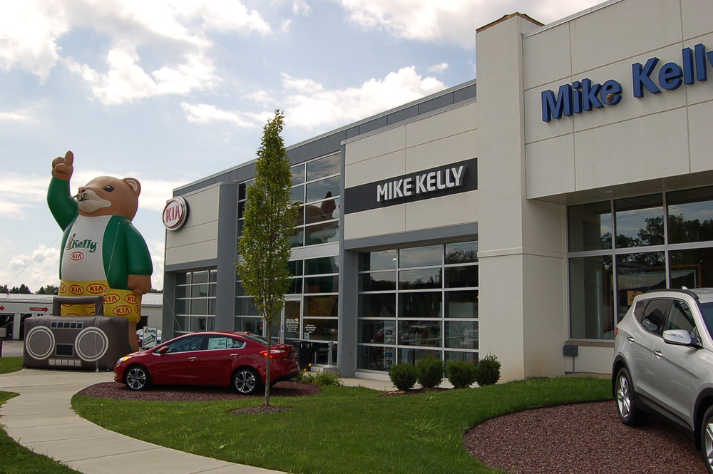Kelly Kia And Kelly Hyundai Dealerships, Butler, PA