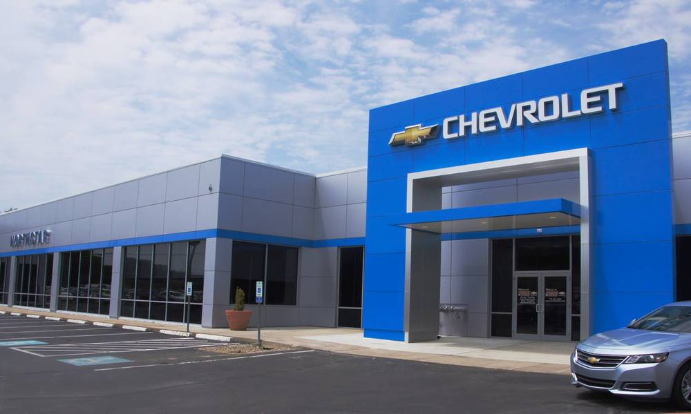 Northstar Chevrolet, Moon Township, PA