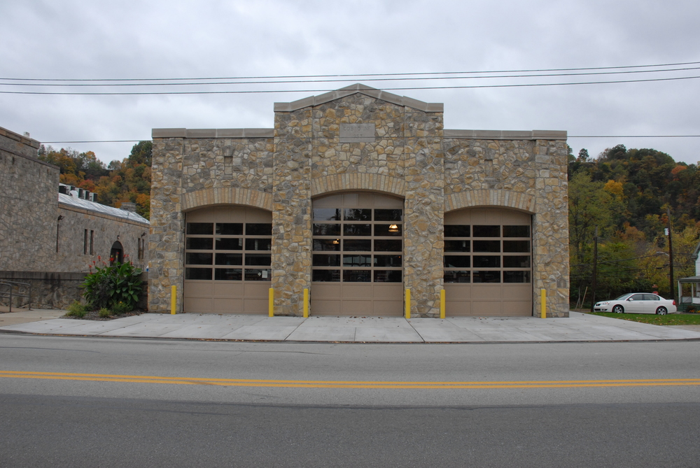 New Brighton Fire Department, New Brighton, PA (AFTER)