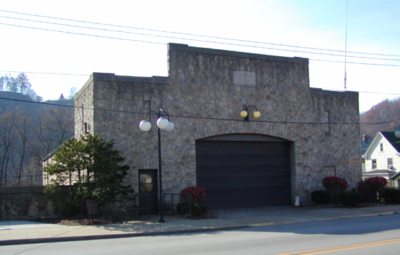 New Brighton Fire Department, New Brighton, PA (BEFORE)