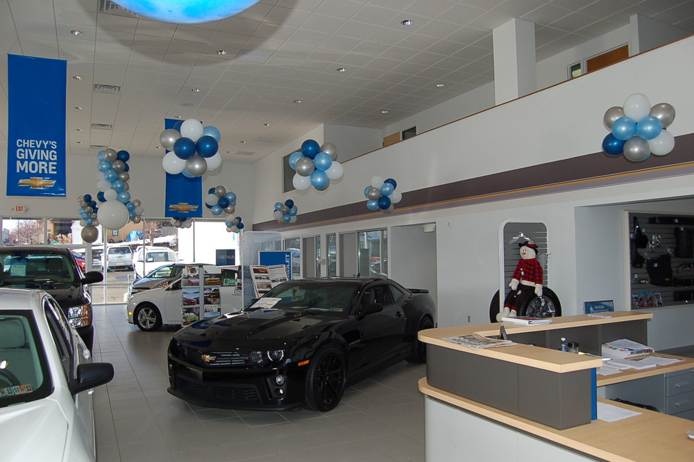 Auto Dealerships Franus Architectural Associates Inc