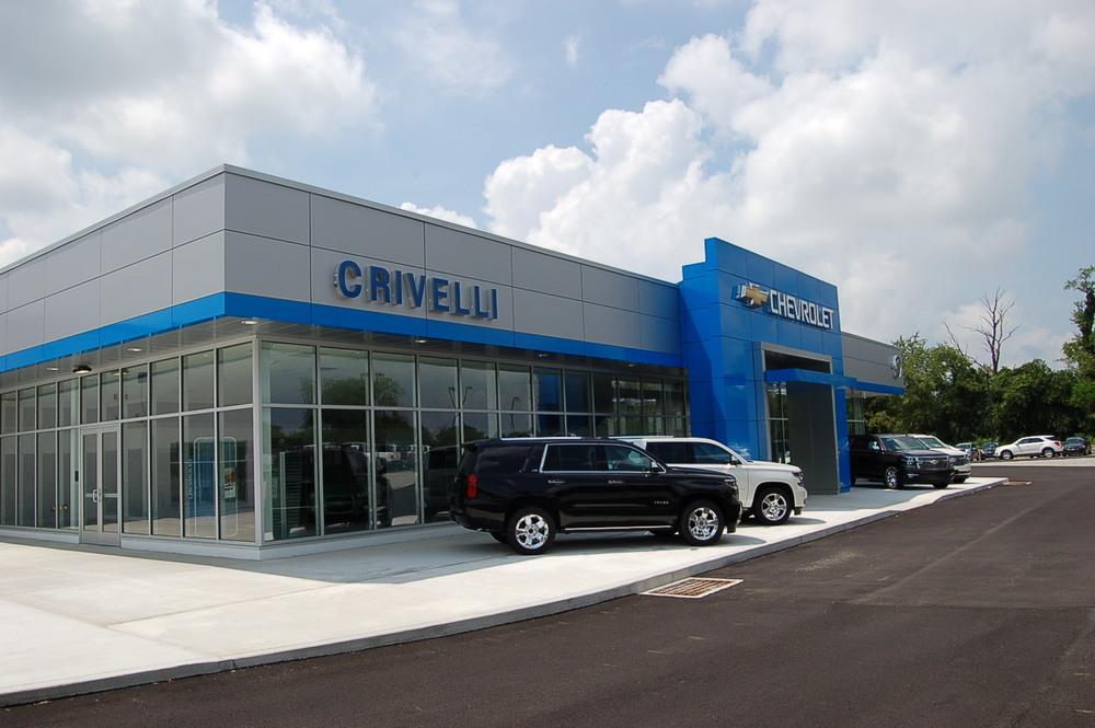 Crivelli Chevrolet Buick, Mt. Pleasant