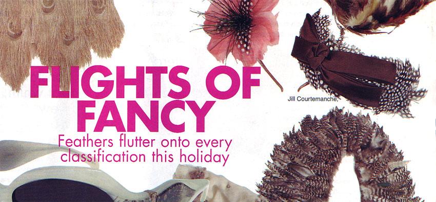Accessories Magazine / August 2007