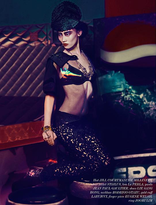 Vestal Magazine / 2012