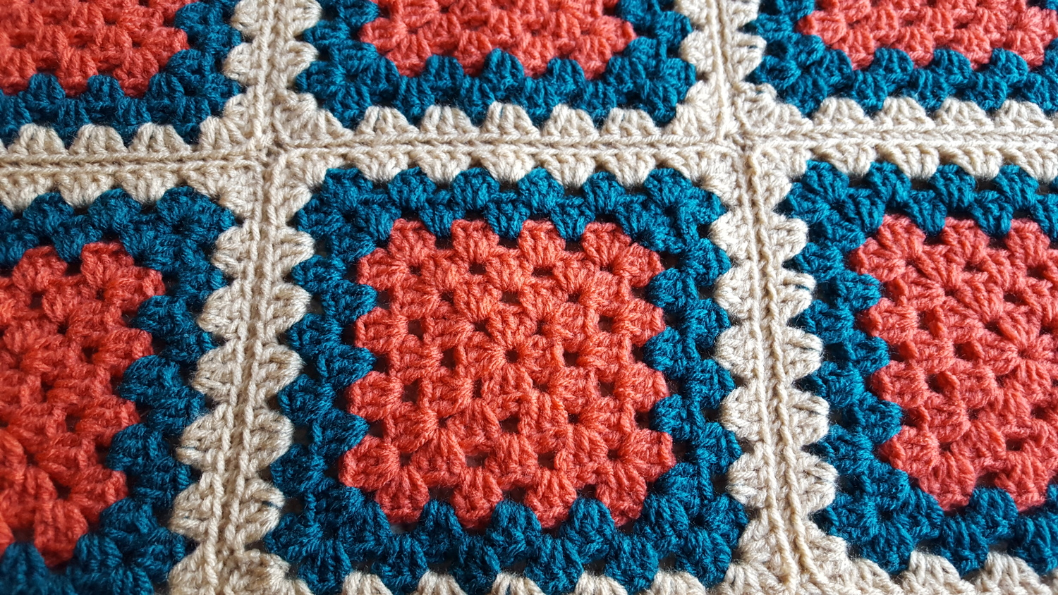 Basic Granny Squares With Cathy Intermediate Crochet Bloom