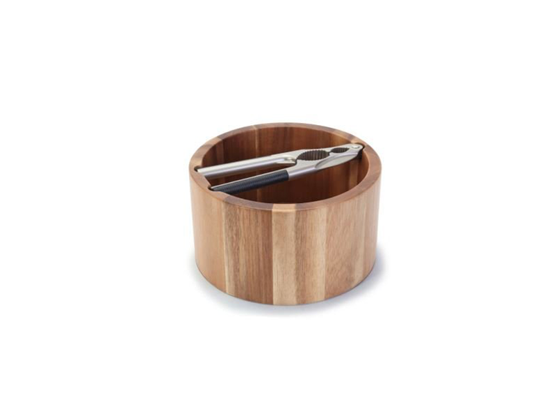 Acacia Nut Bowl