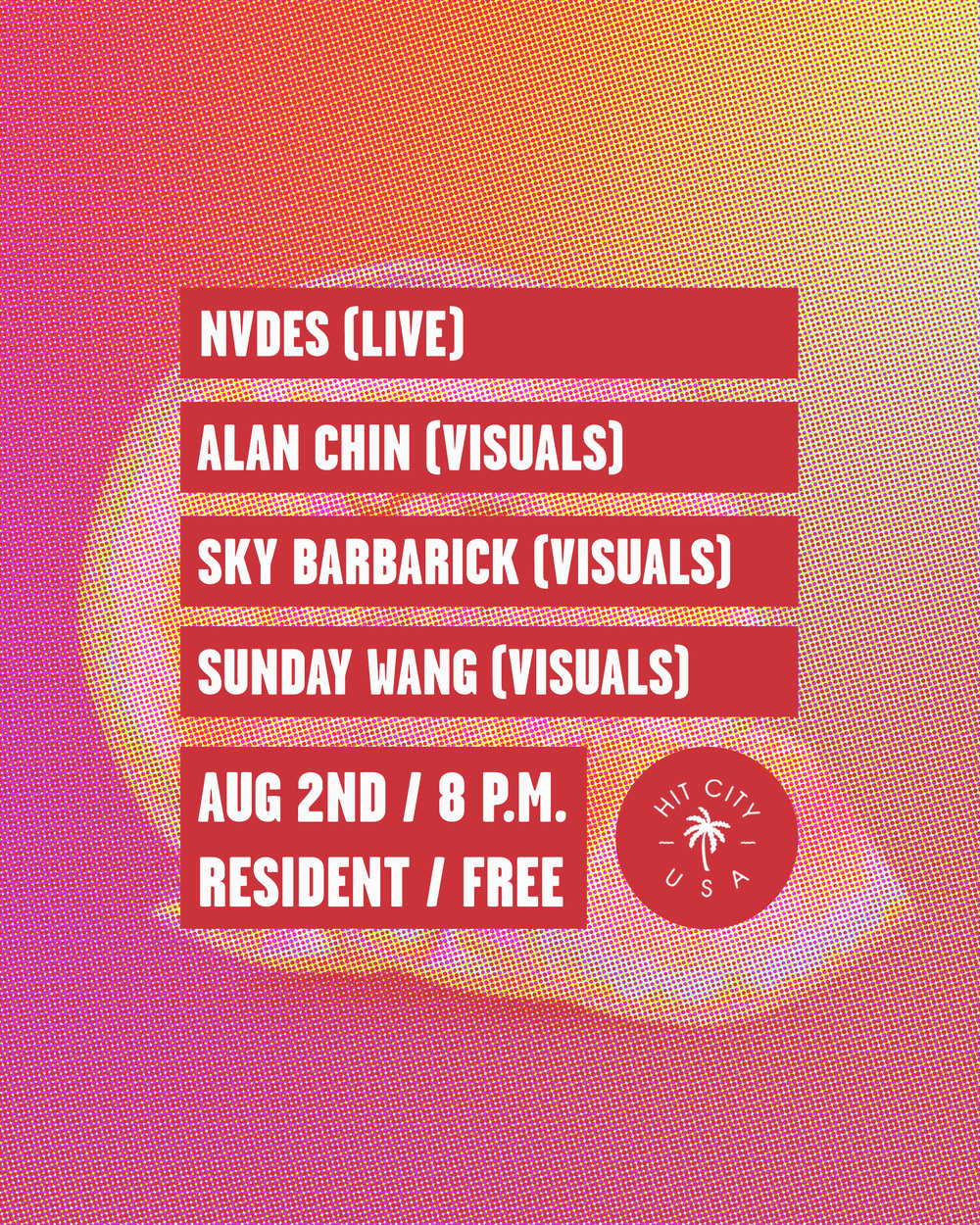 NVDES Live at Resident