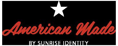 American Made Sunrise Identity