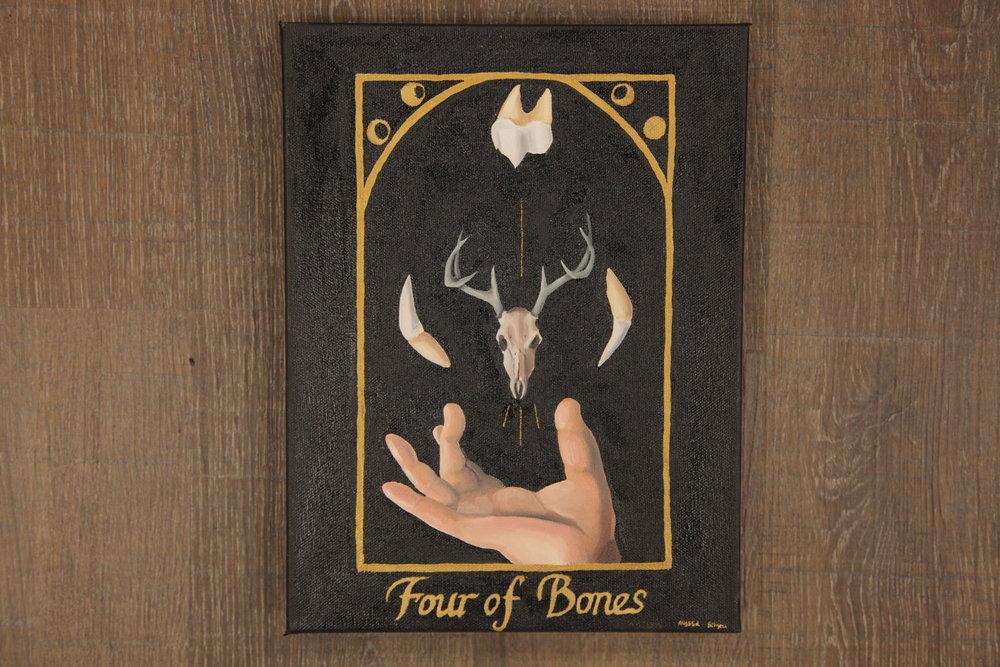 Four of Bones