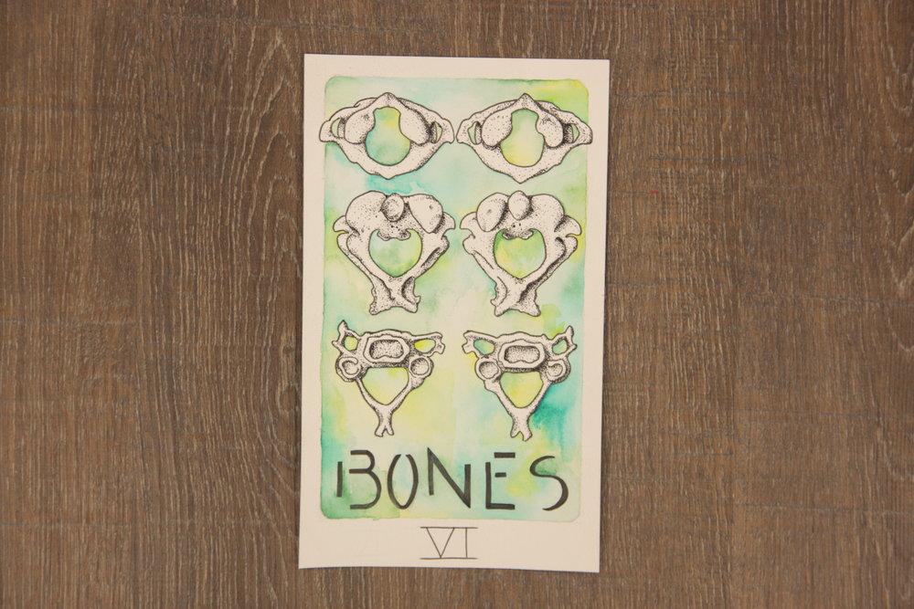 Six of Bones