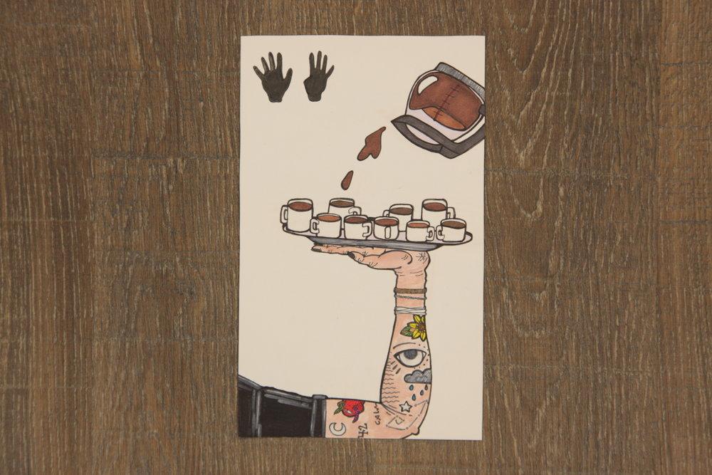 Nine of Hands