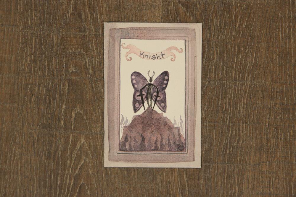 Knight of Moths