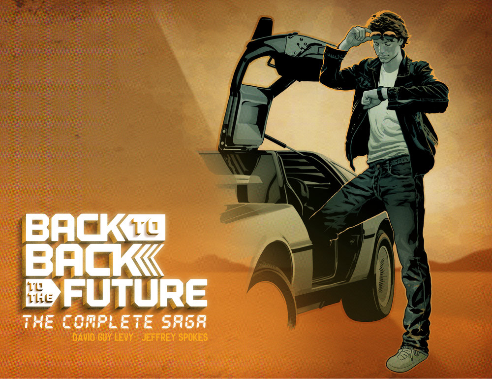 BACK TO BACK TO THE FUTURE -