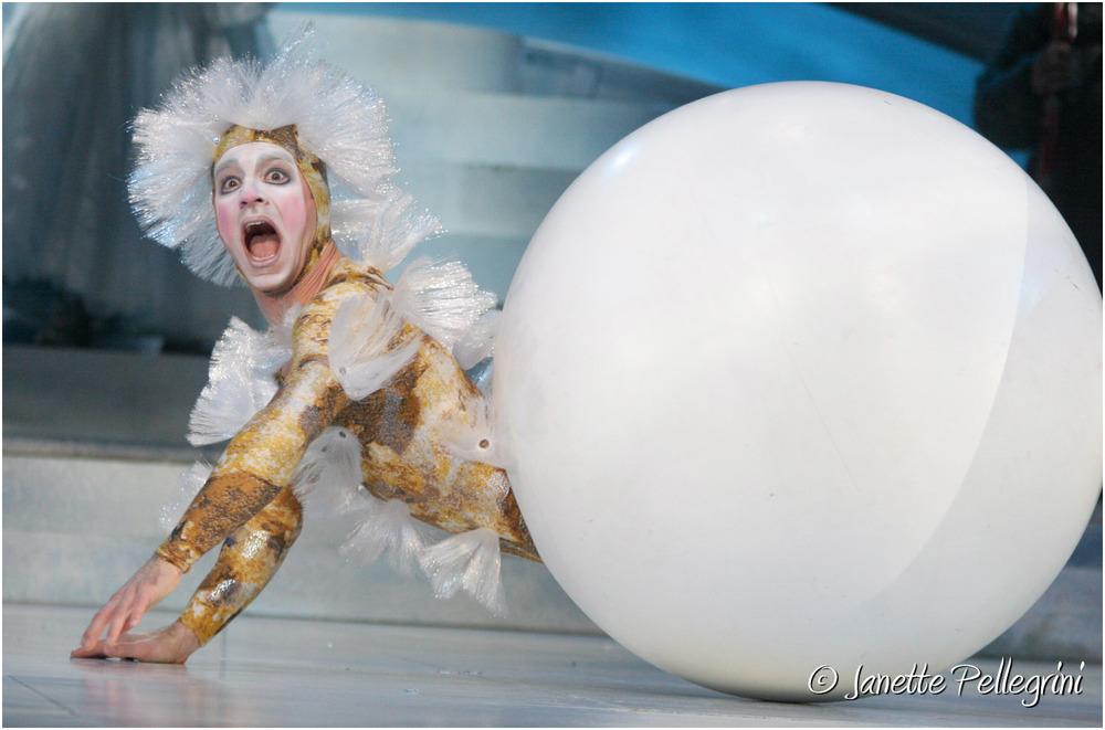 Cirque Du Soleil: Wintuk