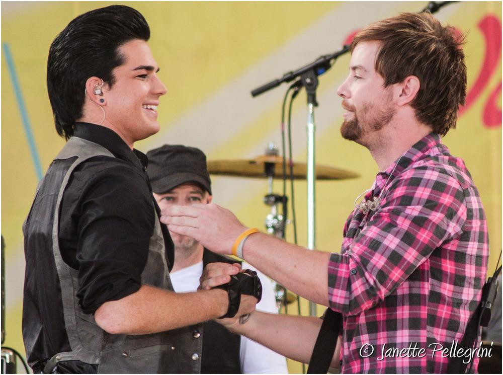 Adam Lambert & David Cook