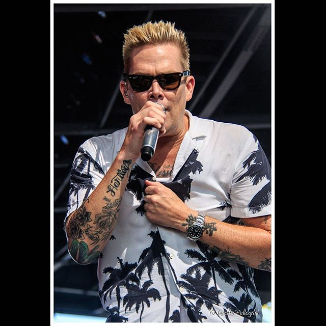 #markmcgrath the last day at #eattothebeat #waltdisneyworld #sugarray @sugarray_official @waltdisneyworld #epcotfoodandwine #epcotfoodandwinefestival #concertphotography 📷: @janettepellegrini